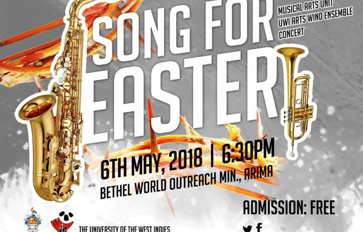A Song for Easter - UWI Arts Wind Ensemble Concert