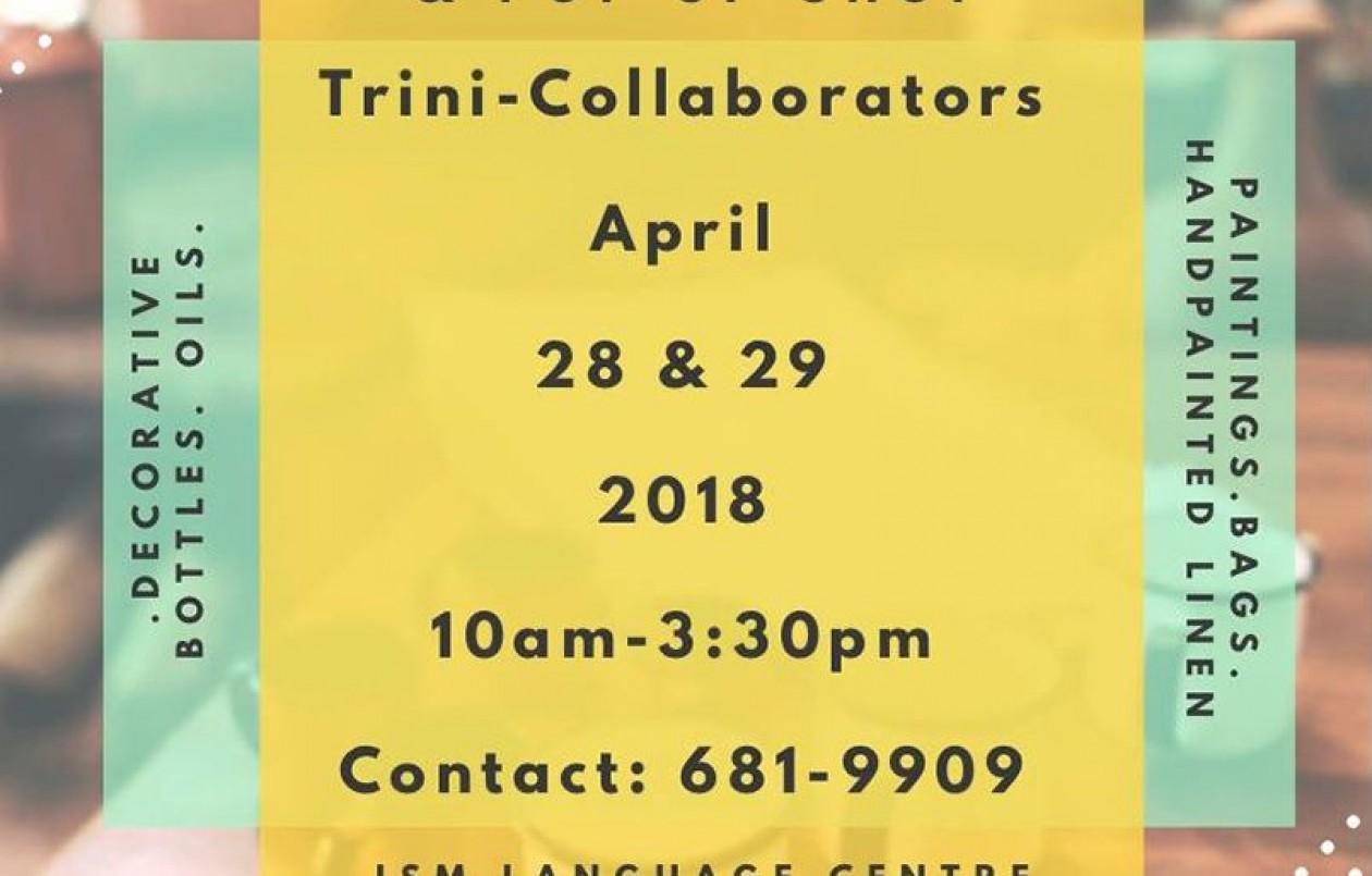 Trini-Collaborators Pop Up Shop