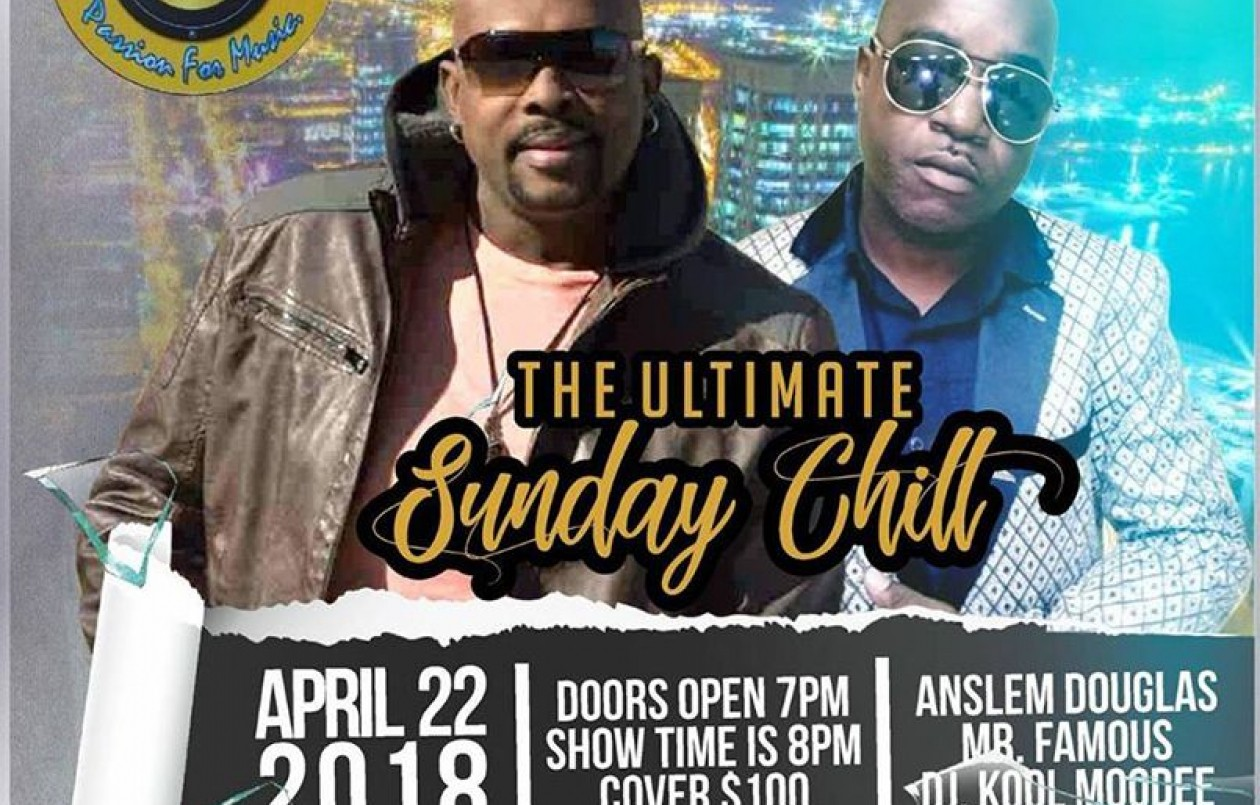 The Ultimate Sunday Chill with Anslem Douglas & Friends