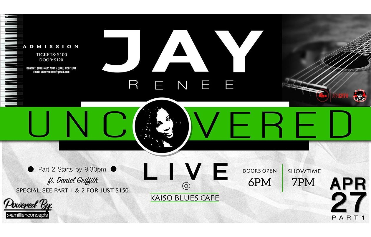 Jay Renee Uncovered - Live Series Show #2 - Part 1