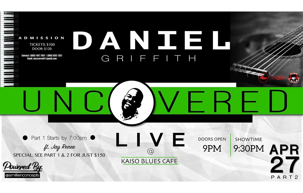 Daniel Griffith Uncovered - Live Series Show #2 - Part 2