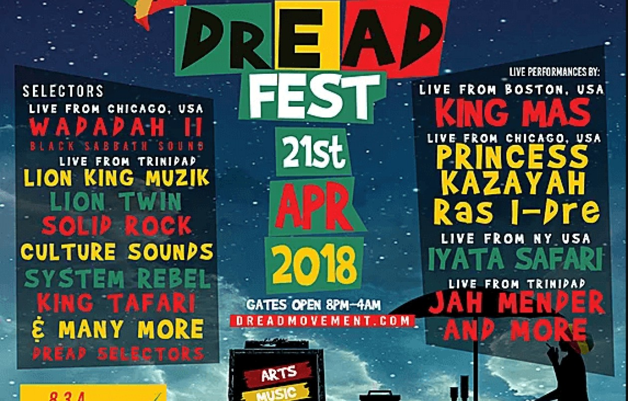 Dread Fest 2018: M Bar
