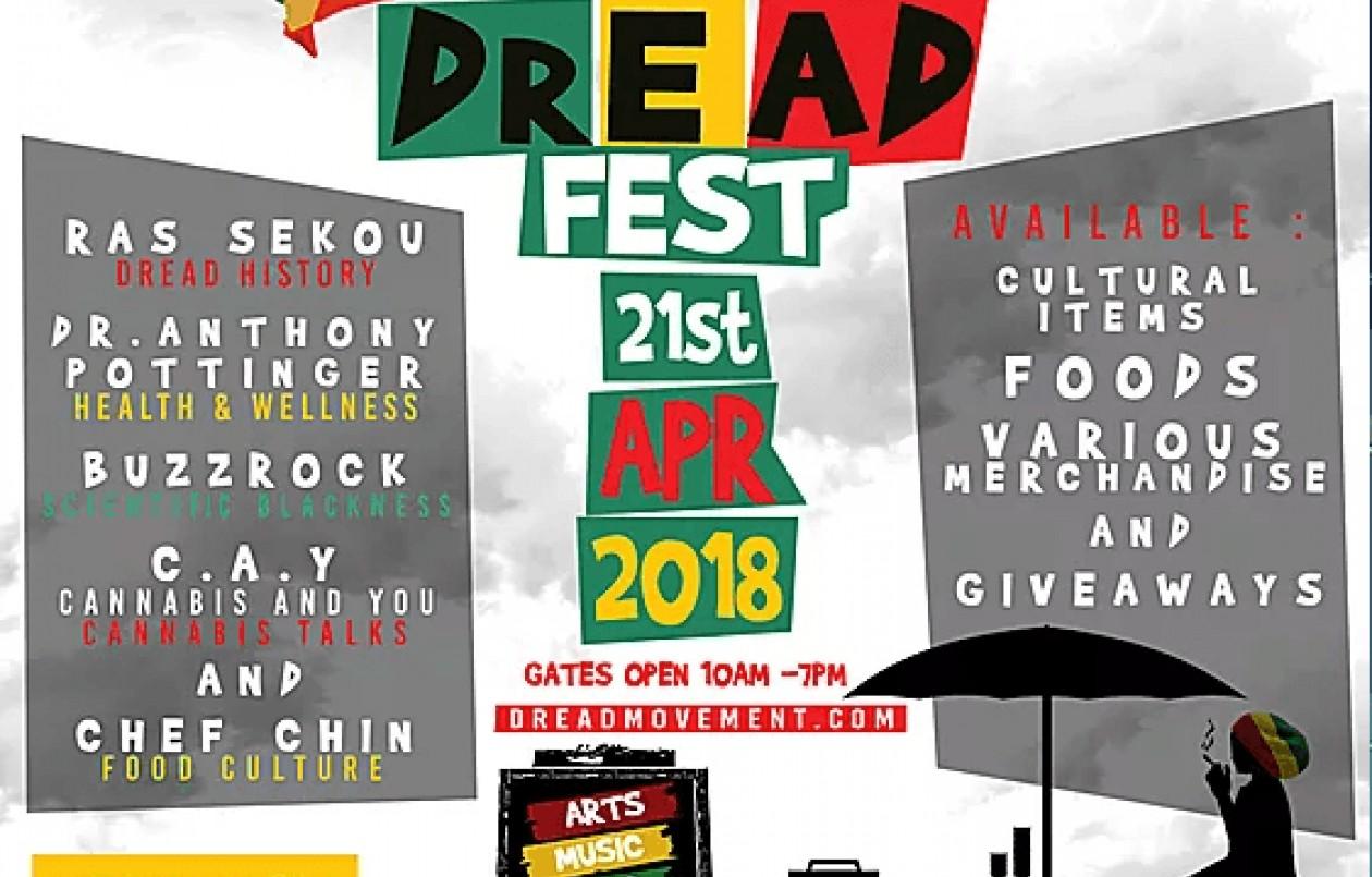 Dread Fest 2018: Izinga's Place