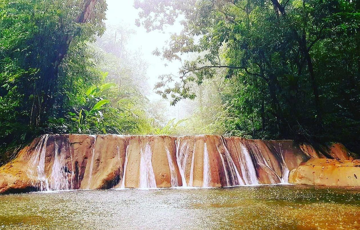 Manuelot Falls Hike - 28.4.18