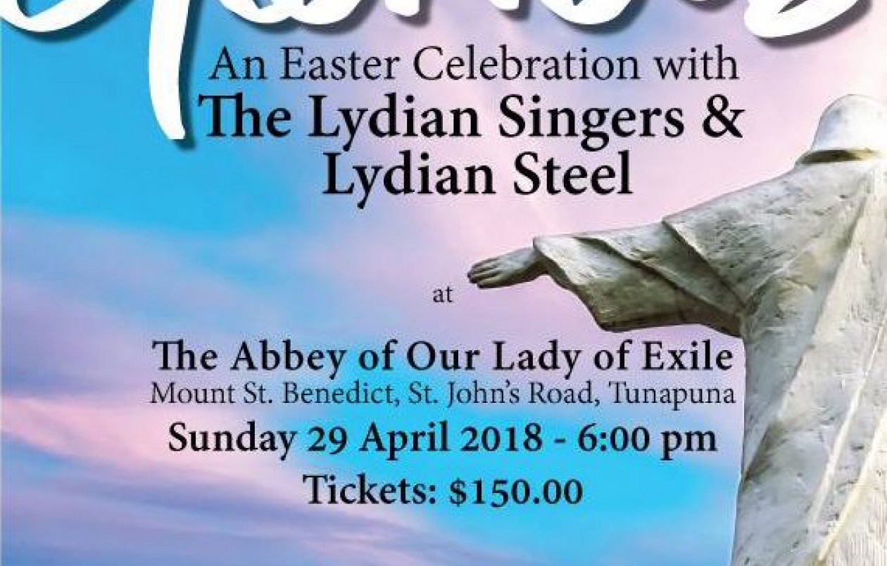 Lydians On The Mount 2018: Glorious Everlasting