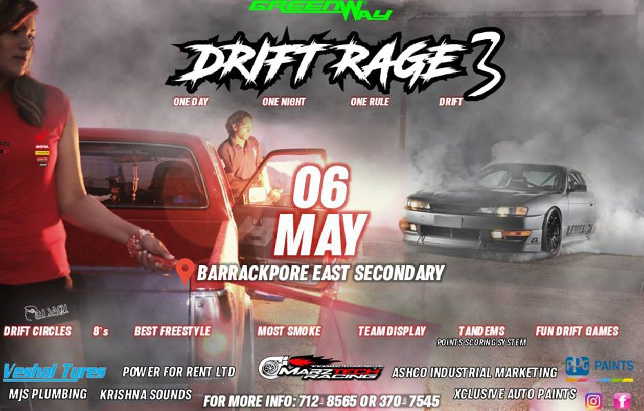 Drift Rage 3 by Greenway Ltd