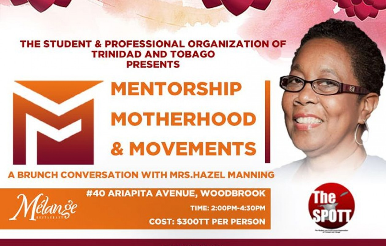 Mentorship, Motherhood & Movements: A Brunch Conversation With Mrs. Hazel Manning