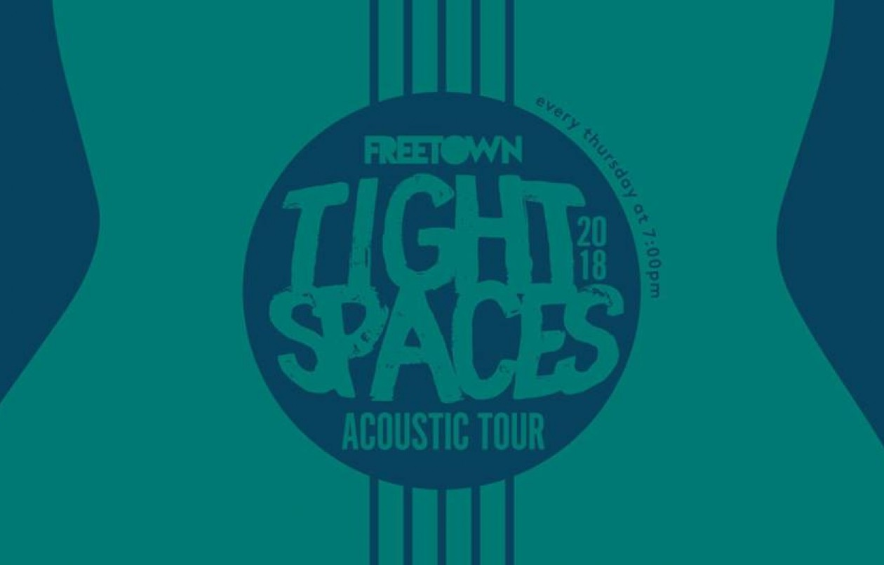 Tight Spaces Acoustic Tour 2018: Grundlos Kollektiv