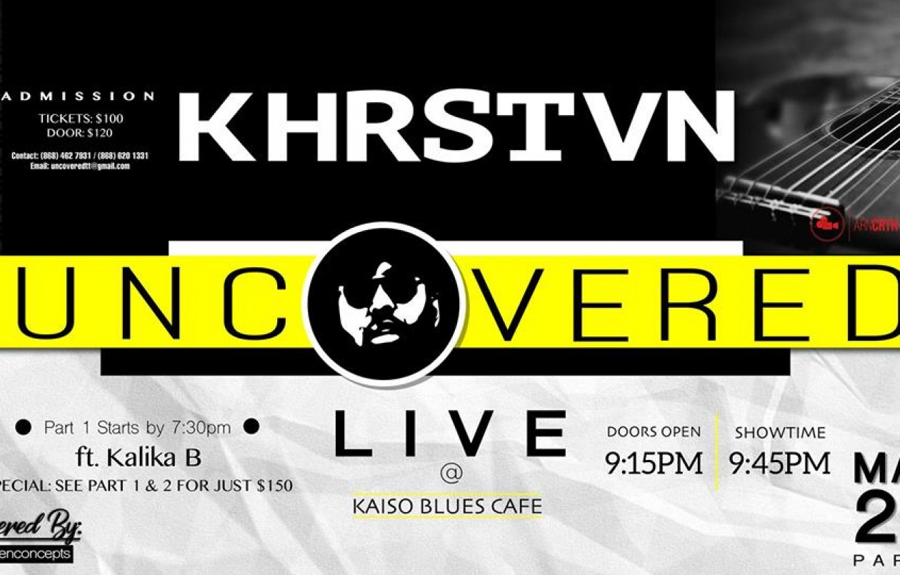 Khrstvn Uncovered Live Series Show #3 Part 2