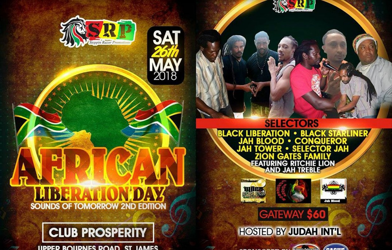 African Liberation - Sounds of Tomorrow 2nd Edition