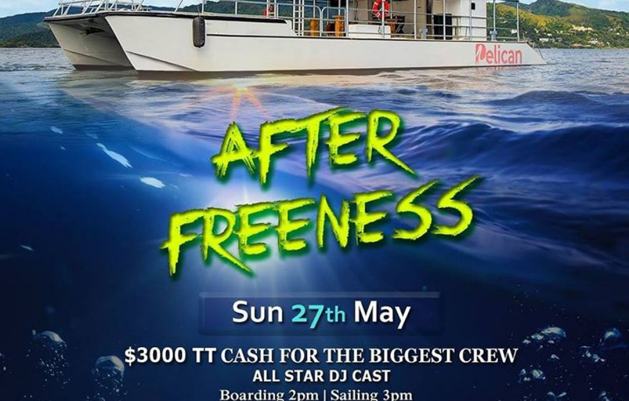 After Freeness Cooler Cruise