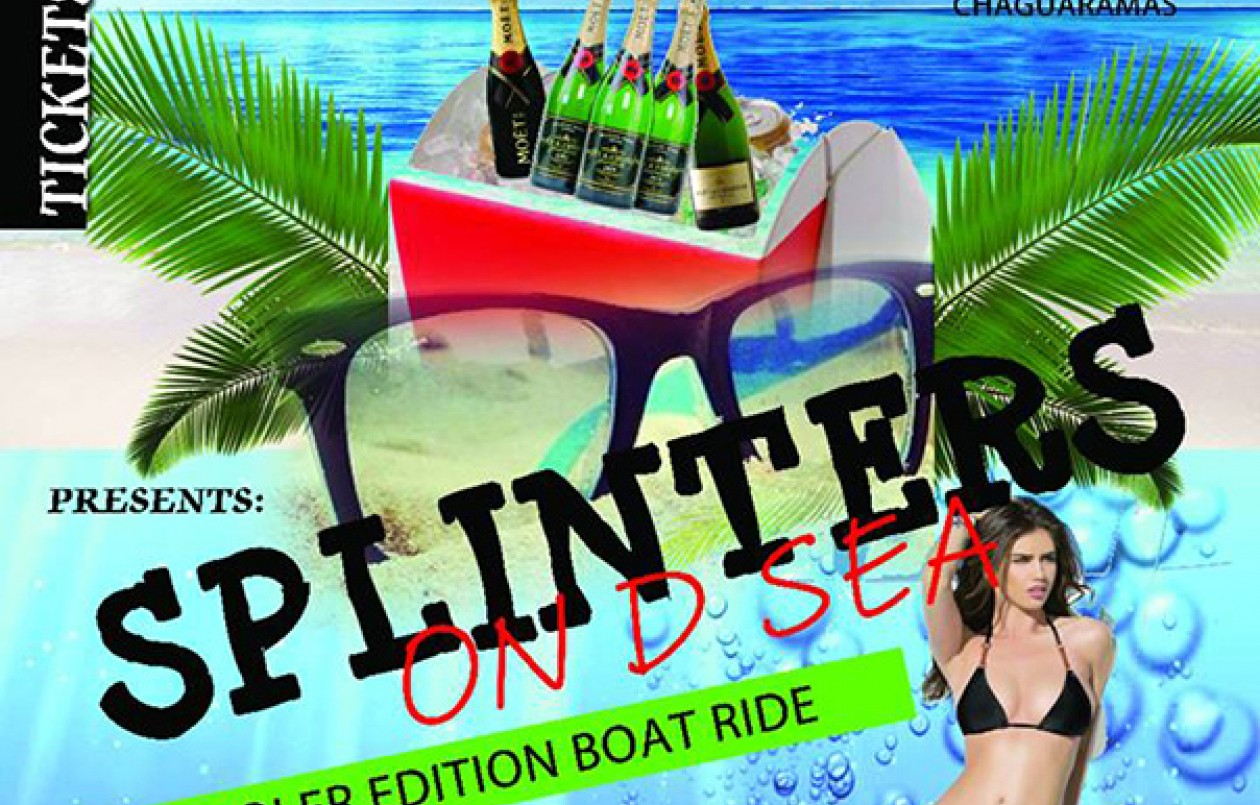 Splinters On D Sea