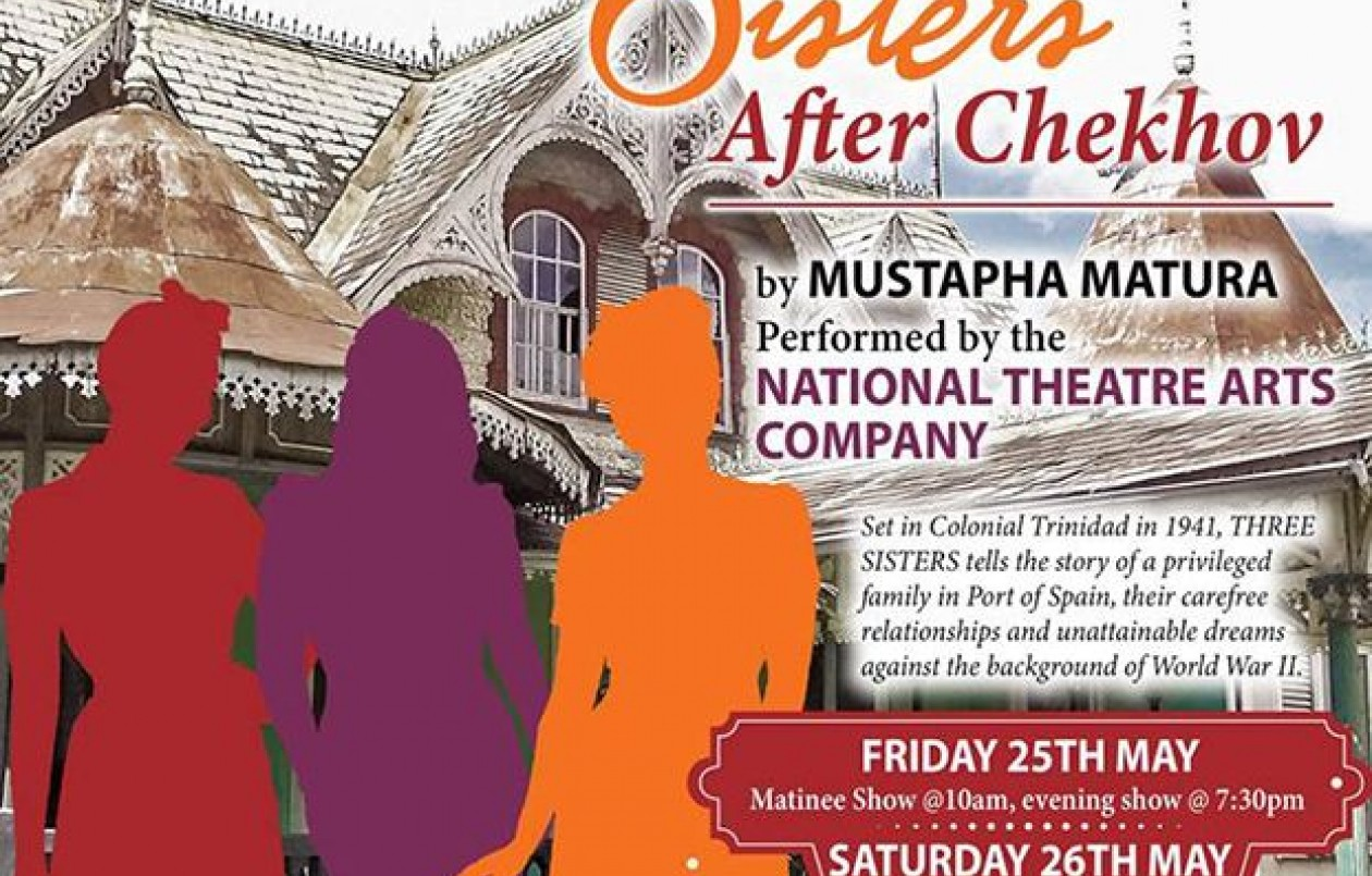 Three Sisters After Chekhov