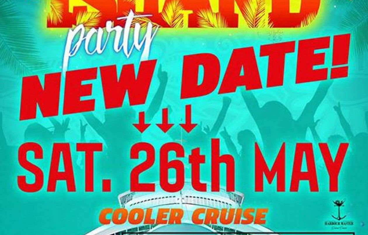 Island Party Cooler Cruise 2018