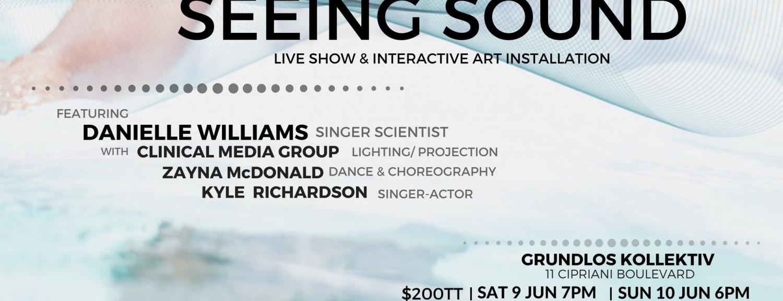 SEEing Sound - 7&8 June 2018