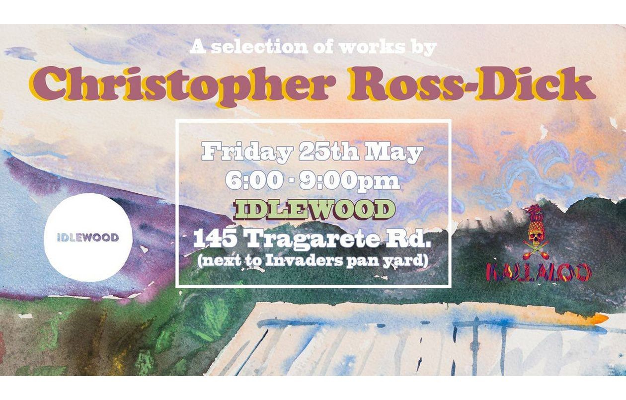 Idlewood Presents: Christopher Ross-Dick