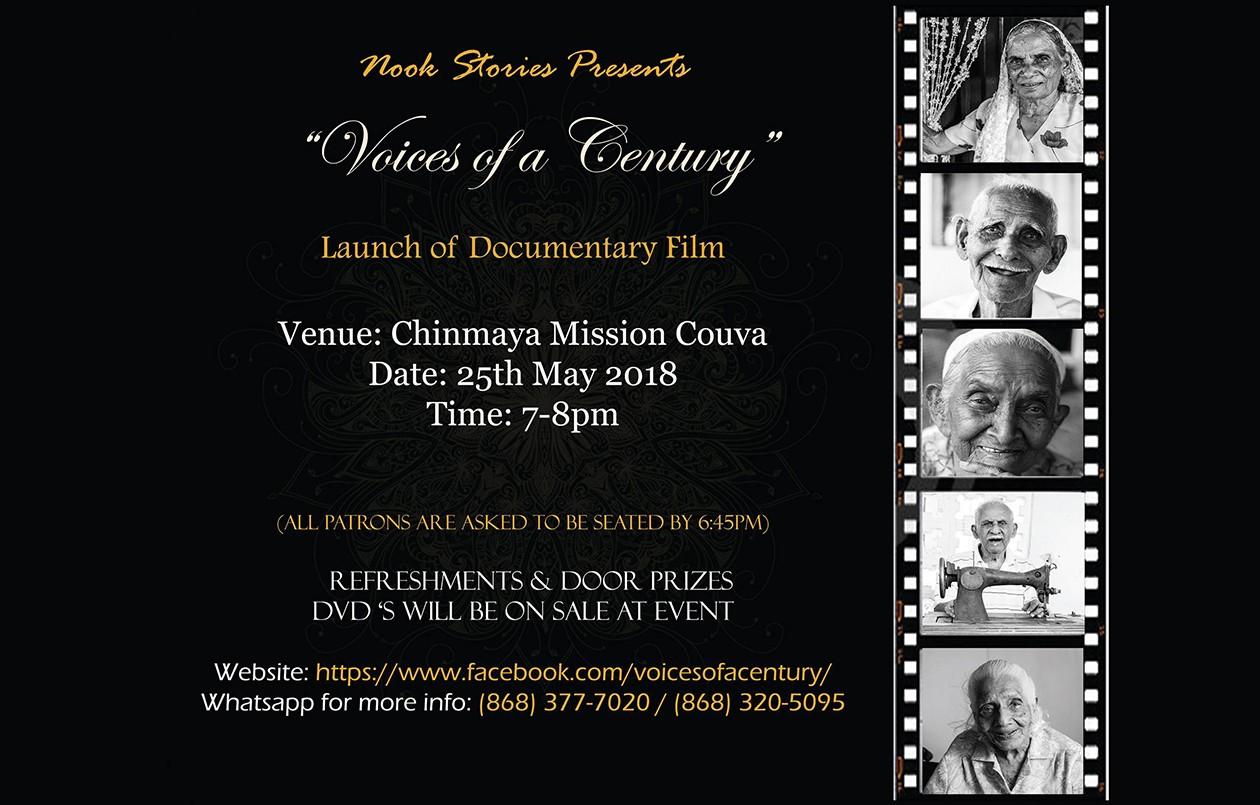 Launch of DVD  Voices of a Century