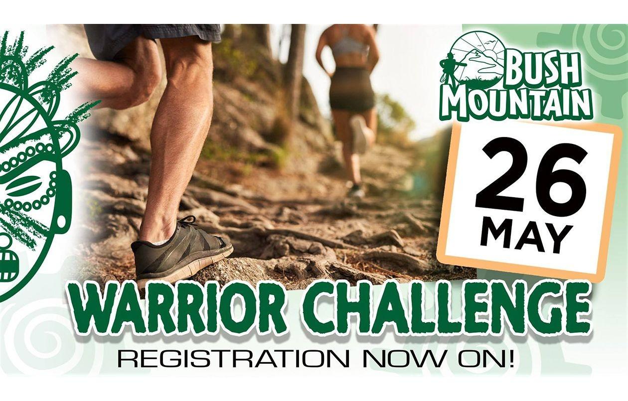 Bush Mountain Warrior Challenge - 26.5.18