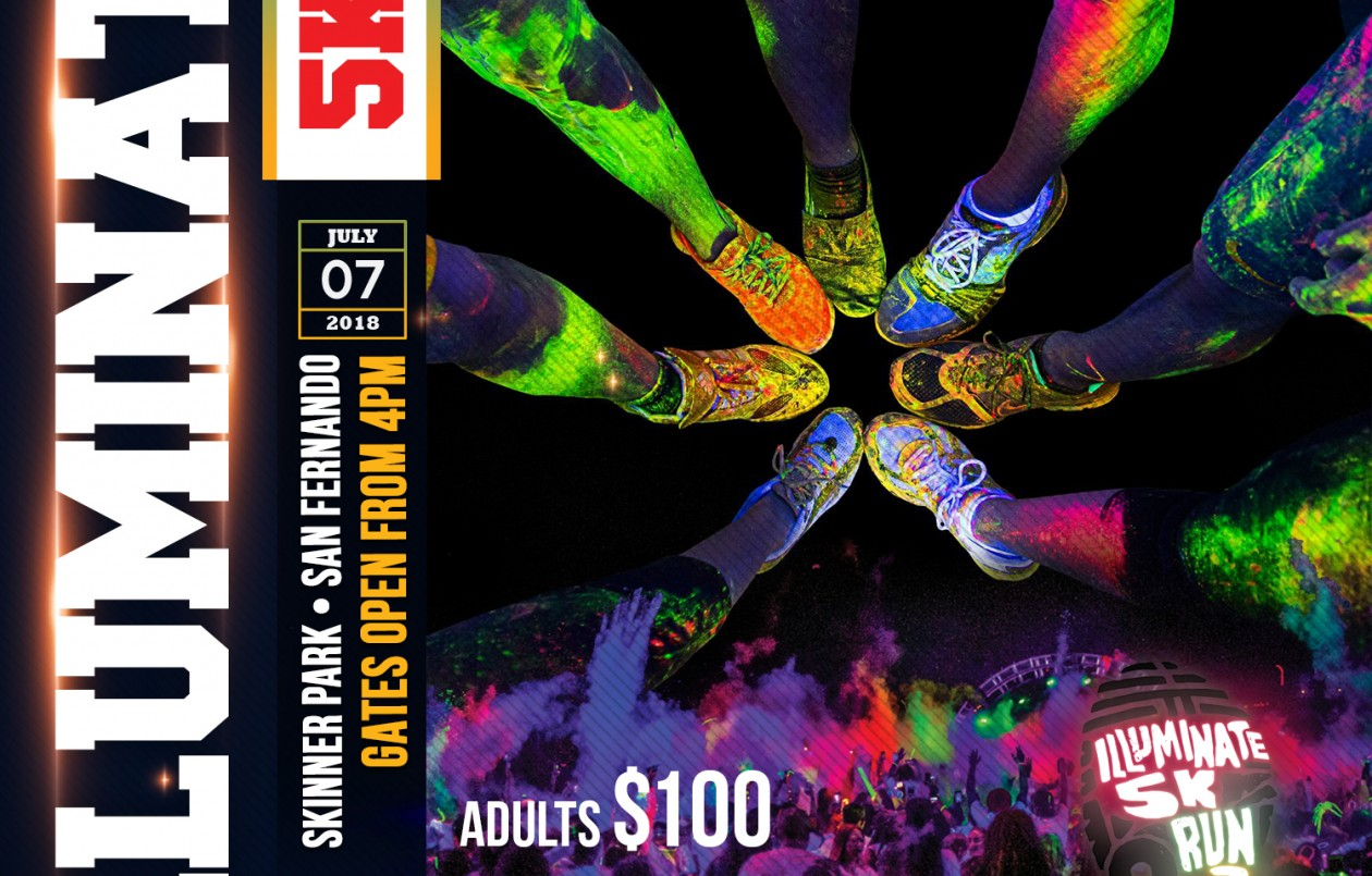 ILLUMINATE 5K RUN/WALK