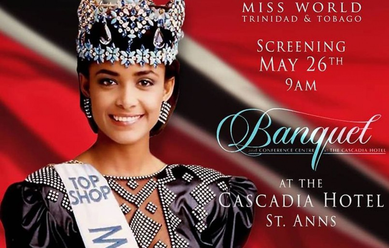Trinidad and Tobago Miss World 2018 National Casting Call