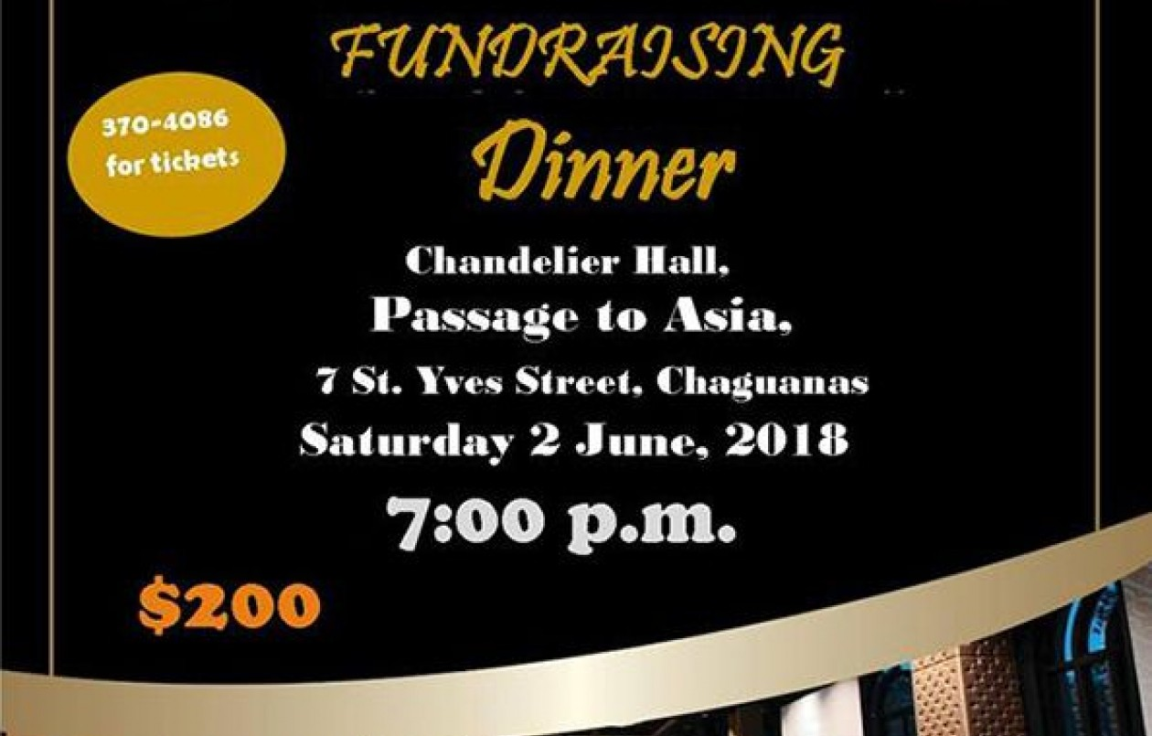 Fundraising Dinner For Project R.A.R.E.