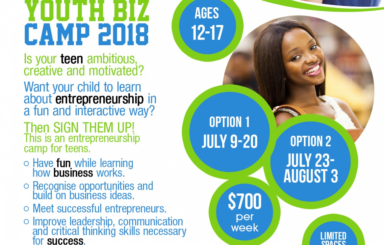 Caribbean Youth Biz Camp 2018