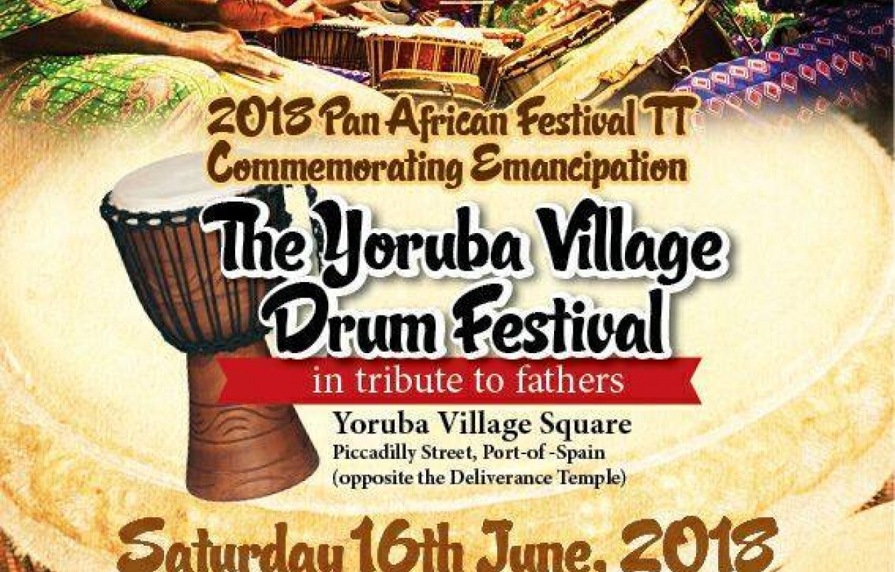 Yoruba Drum Festival 2018 - Tribute to Fathers