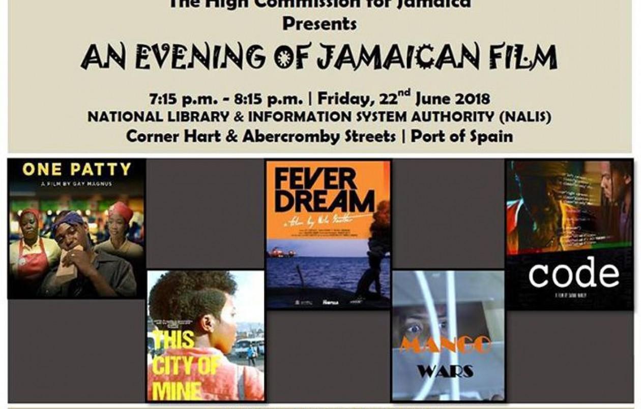 An Evening of Jamaican Film - 22.6.18
