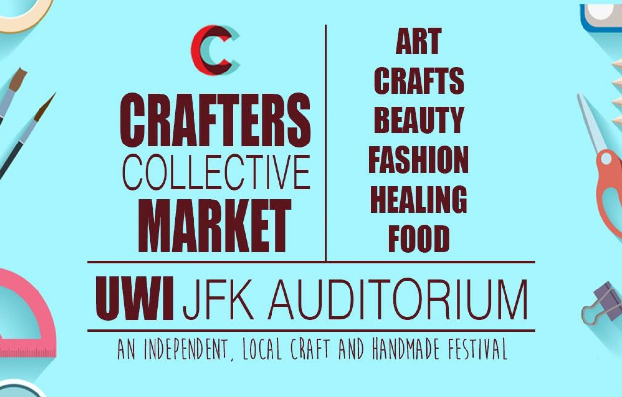 Crafters Collective Markets - 23.6.18