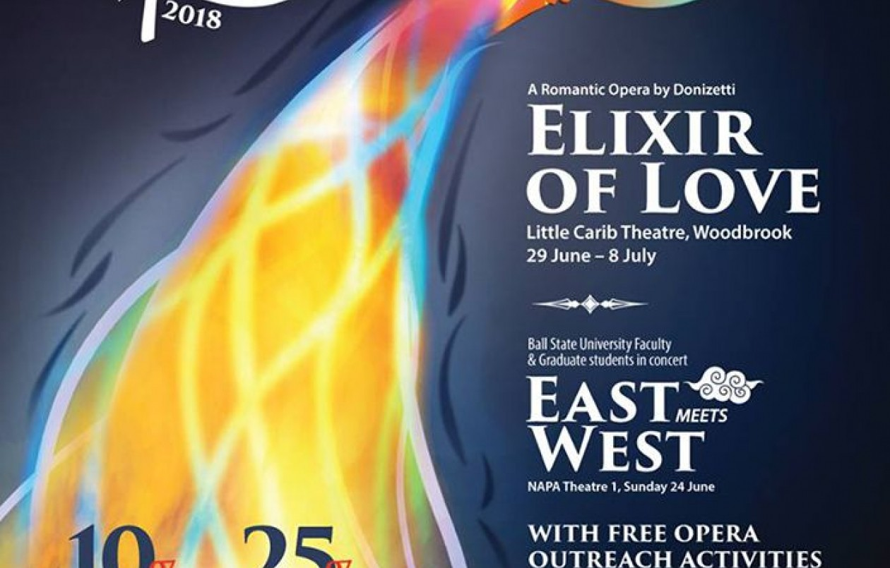 T&T Opera Festival 2018: East Meets West