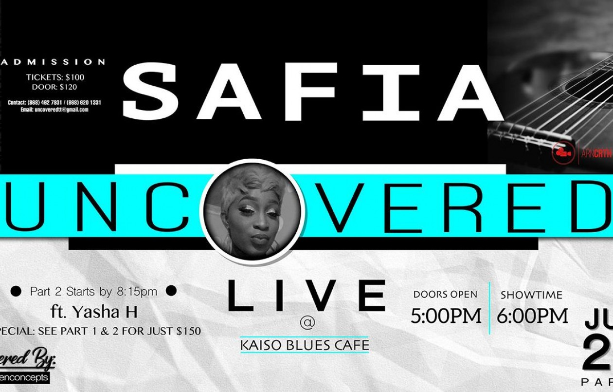 Safia Uncovered Live Show #5 Part 1