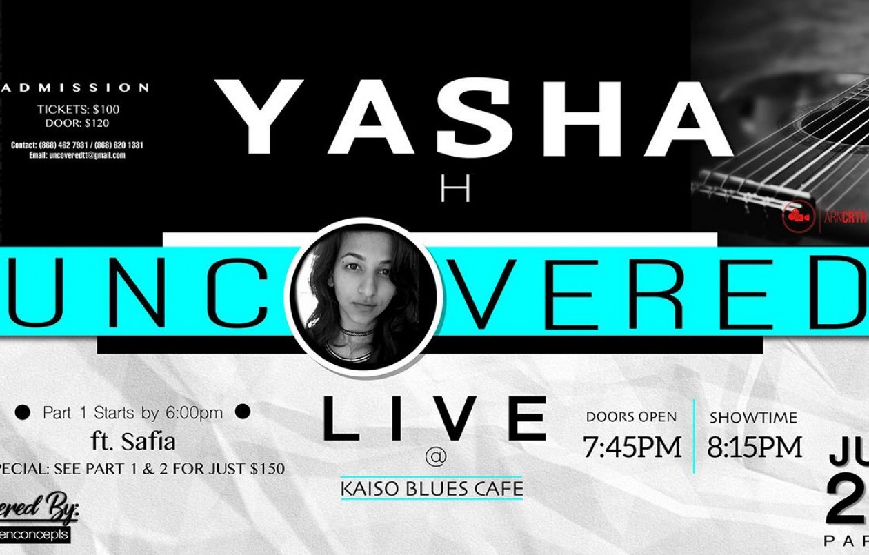 Yasha H Uncovered Live Show #5 Part 2