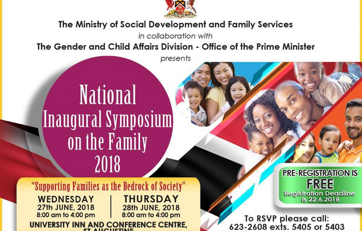 Inaugural Symposium on the Family 2018