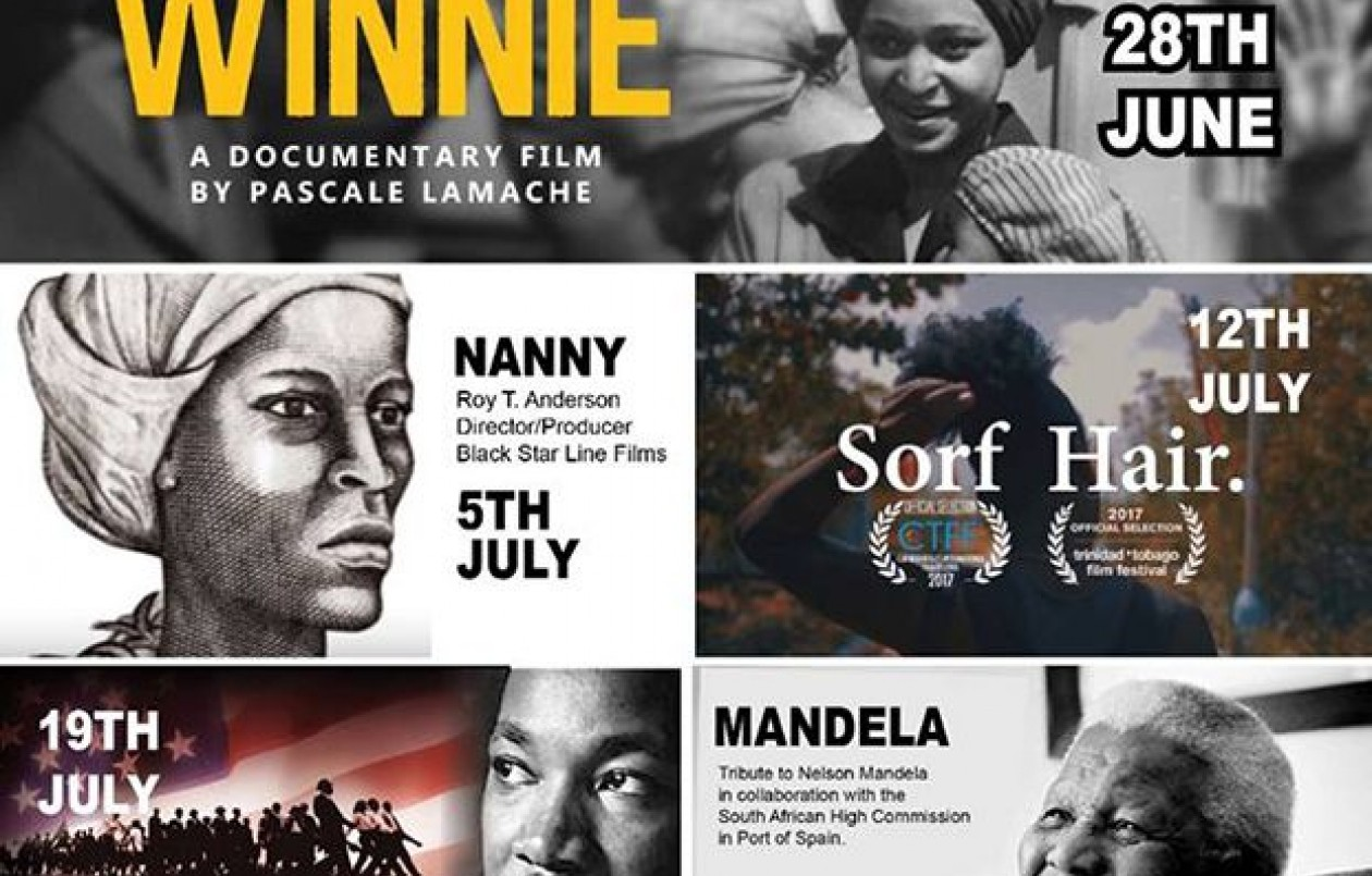 Kwame Ture Memorial Lecture Series and Film Festival 2018