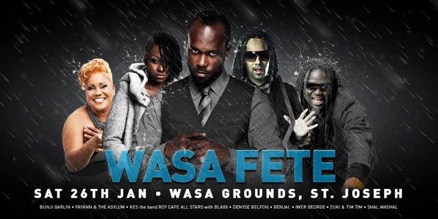 WASA Fete 2013