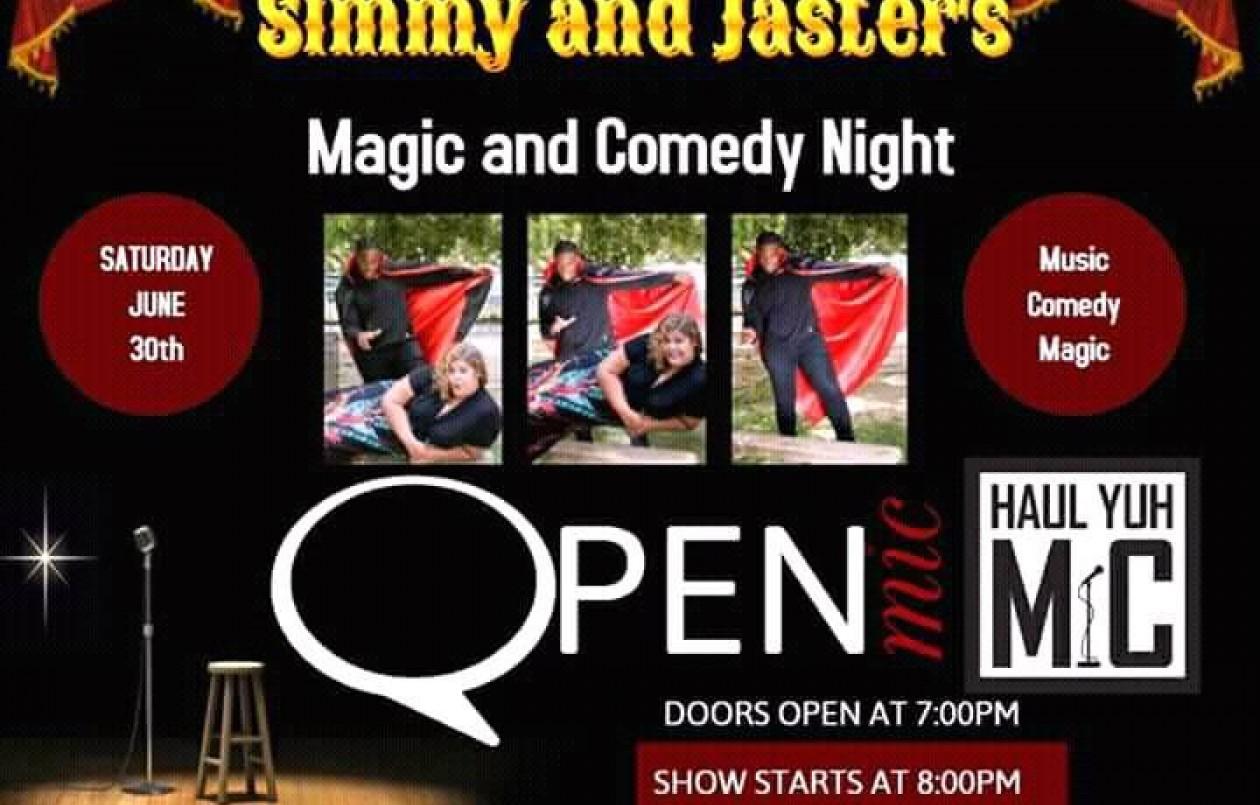 Haul Yuh Mic: Magic & Comedy