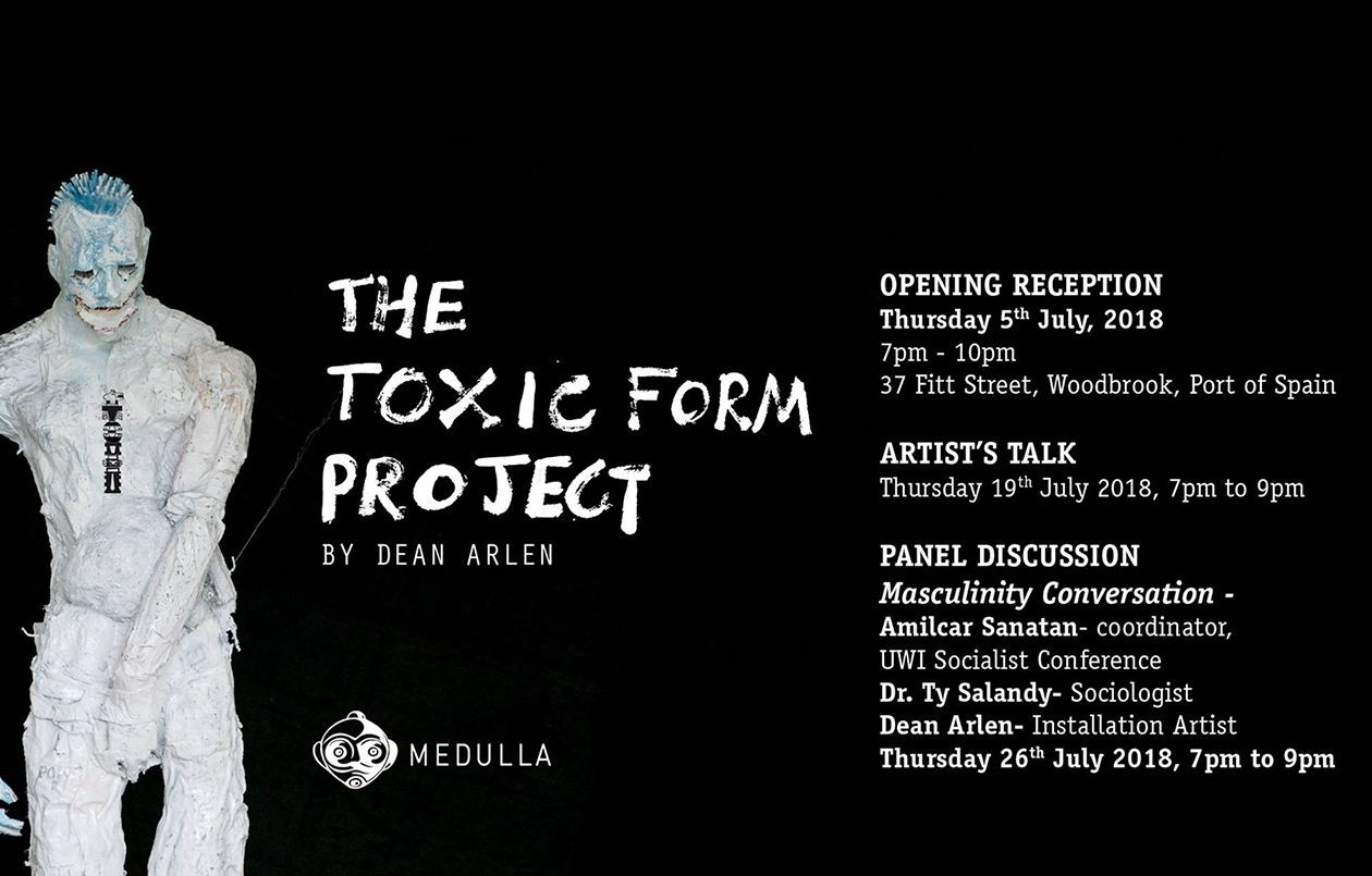 The Toxic Form Project by Dean Arlen