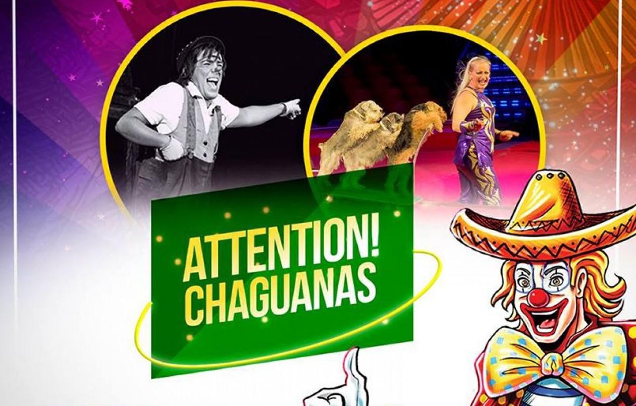 Suarez Brothers Circus T&T Tour 2018: Chaguanas