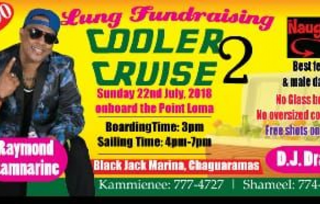 Lung Fundraising Cooler Cruise 2