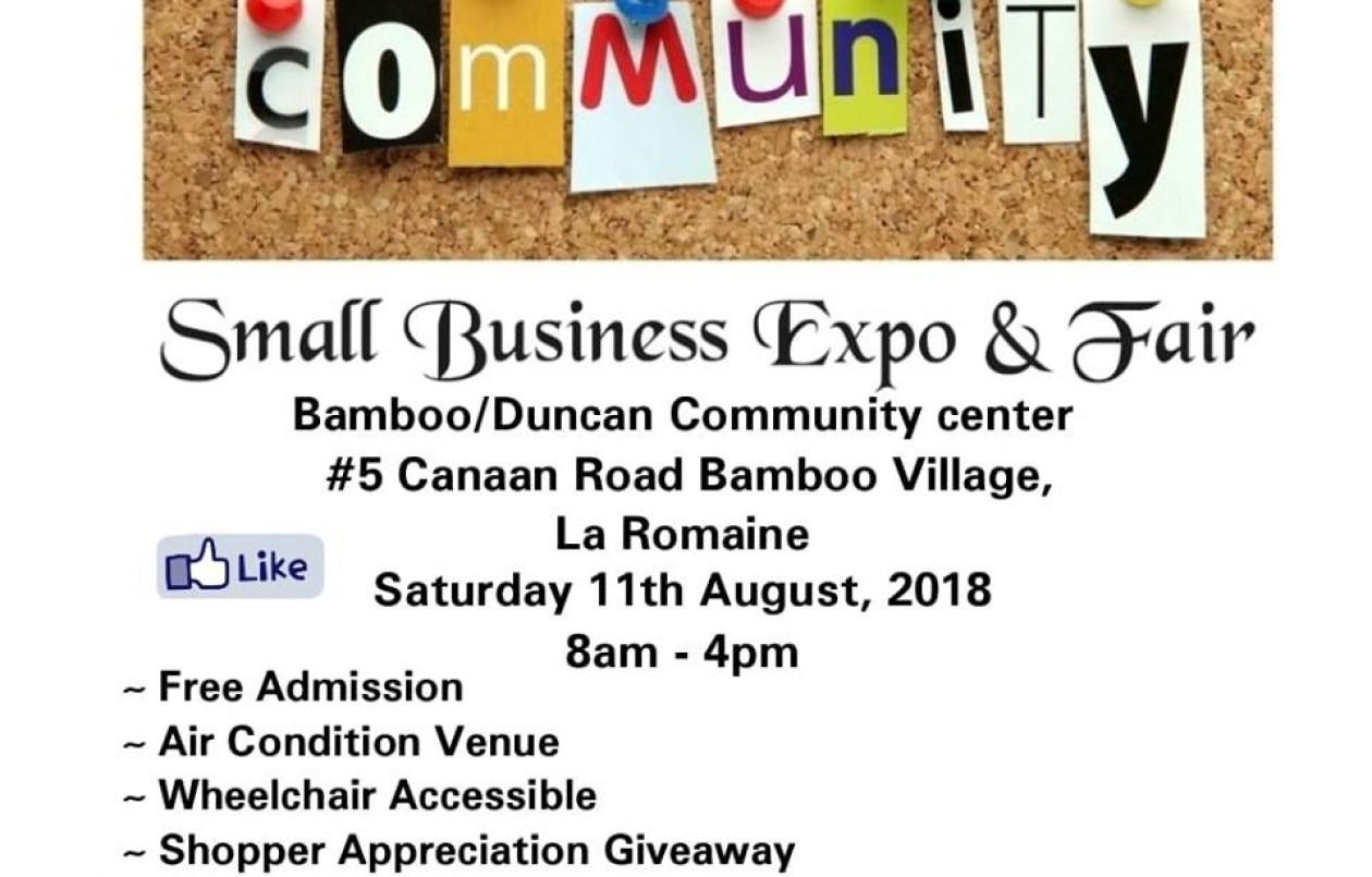 La Romaine Small Business Expo & Fair