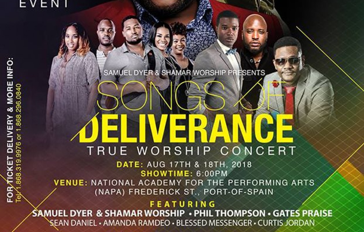 True Worship: Songs of Deliverance 2018