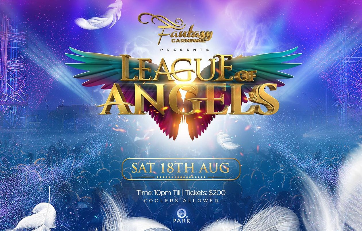 Fantasy Band Launch 2019 - League of Angels