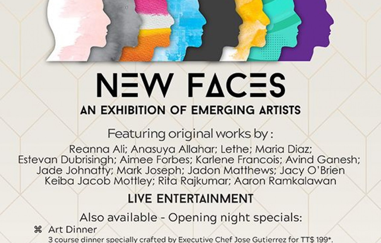 Art At The Hilton: New Faces - An Exhibition Of Emerging Artists