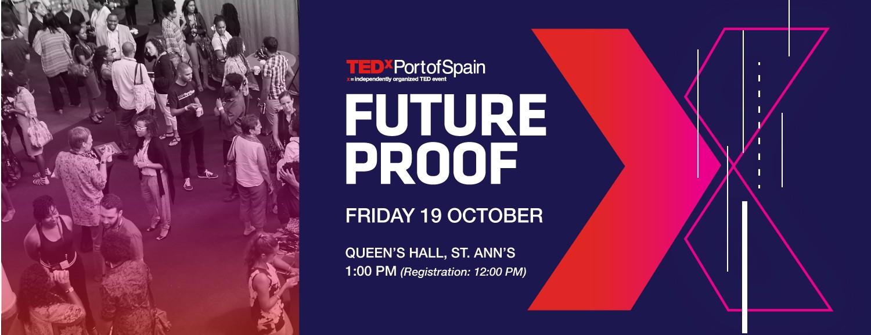 TEDxPortofSpain 2018