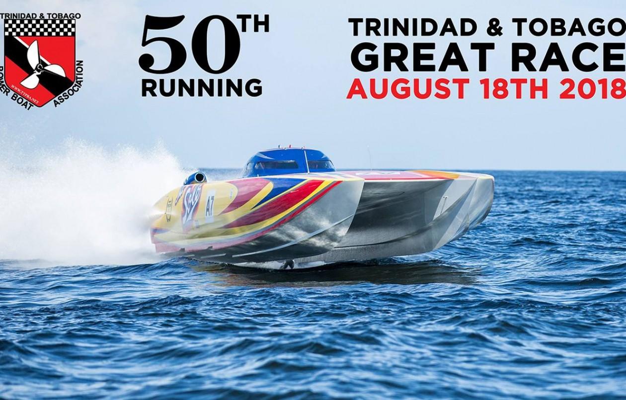 Trinidad & Tobago Great Race 2018