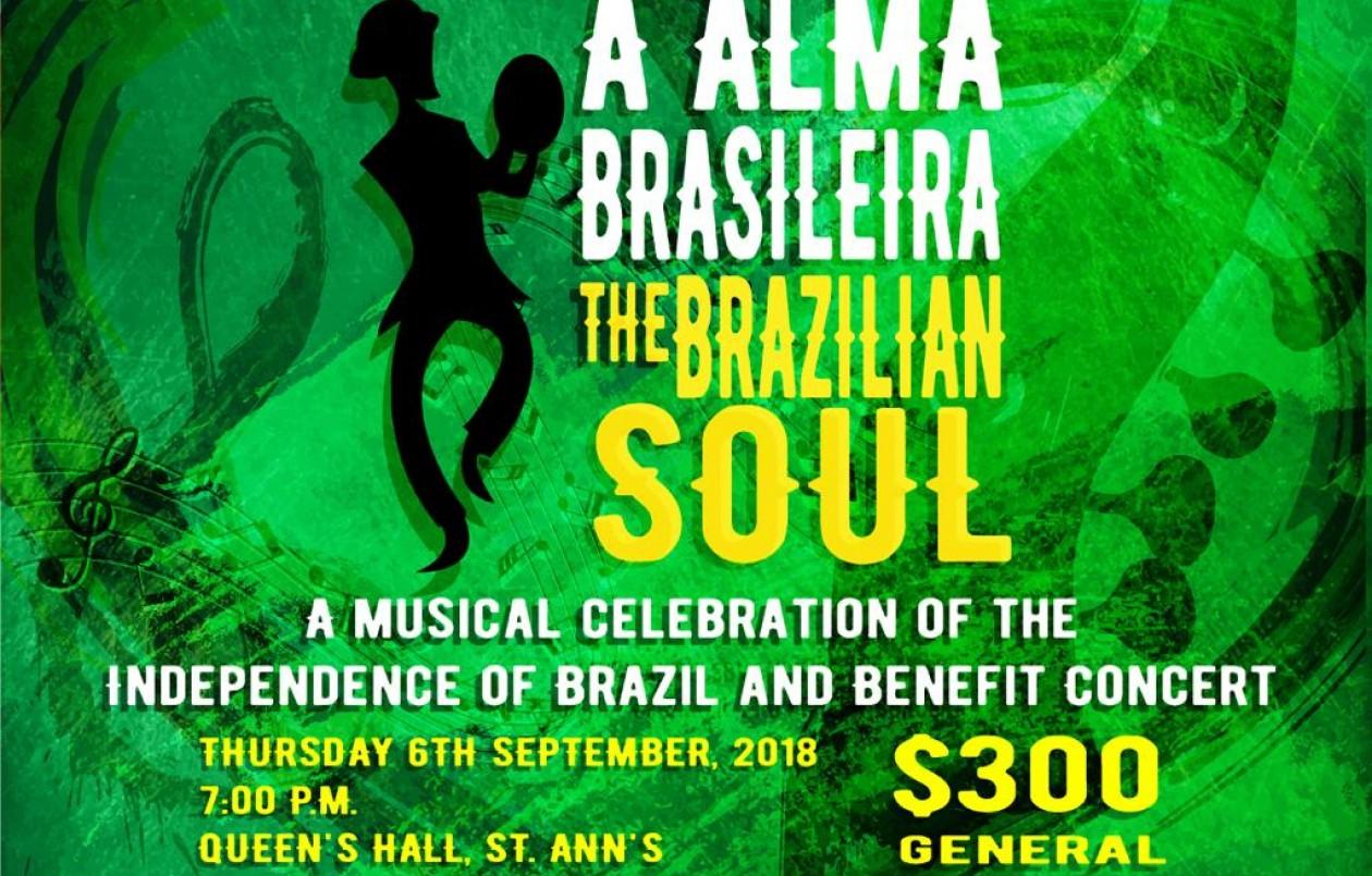 A ALMA BRASILEIRA - THE BRAZILIAN SOUL