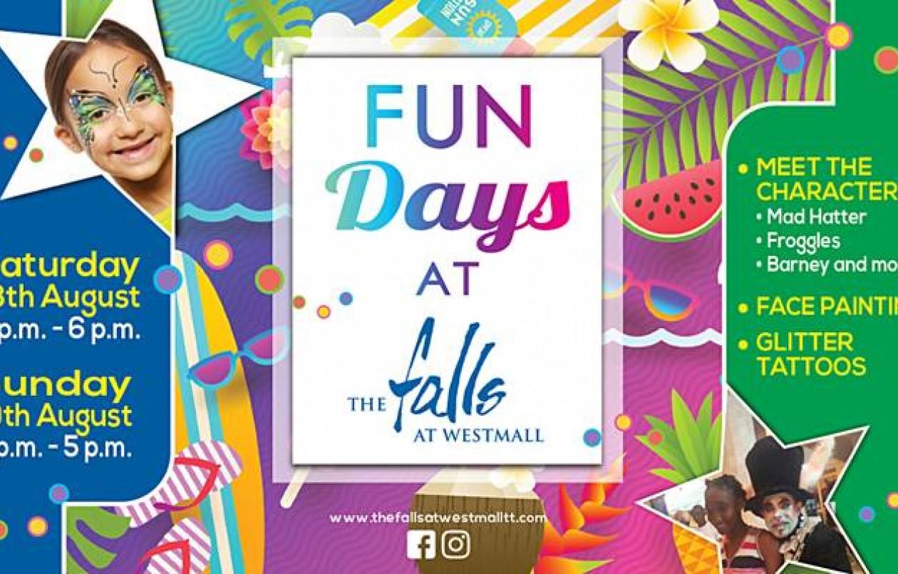 Fun Days At The Falls At Westmall 2018