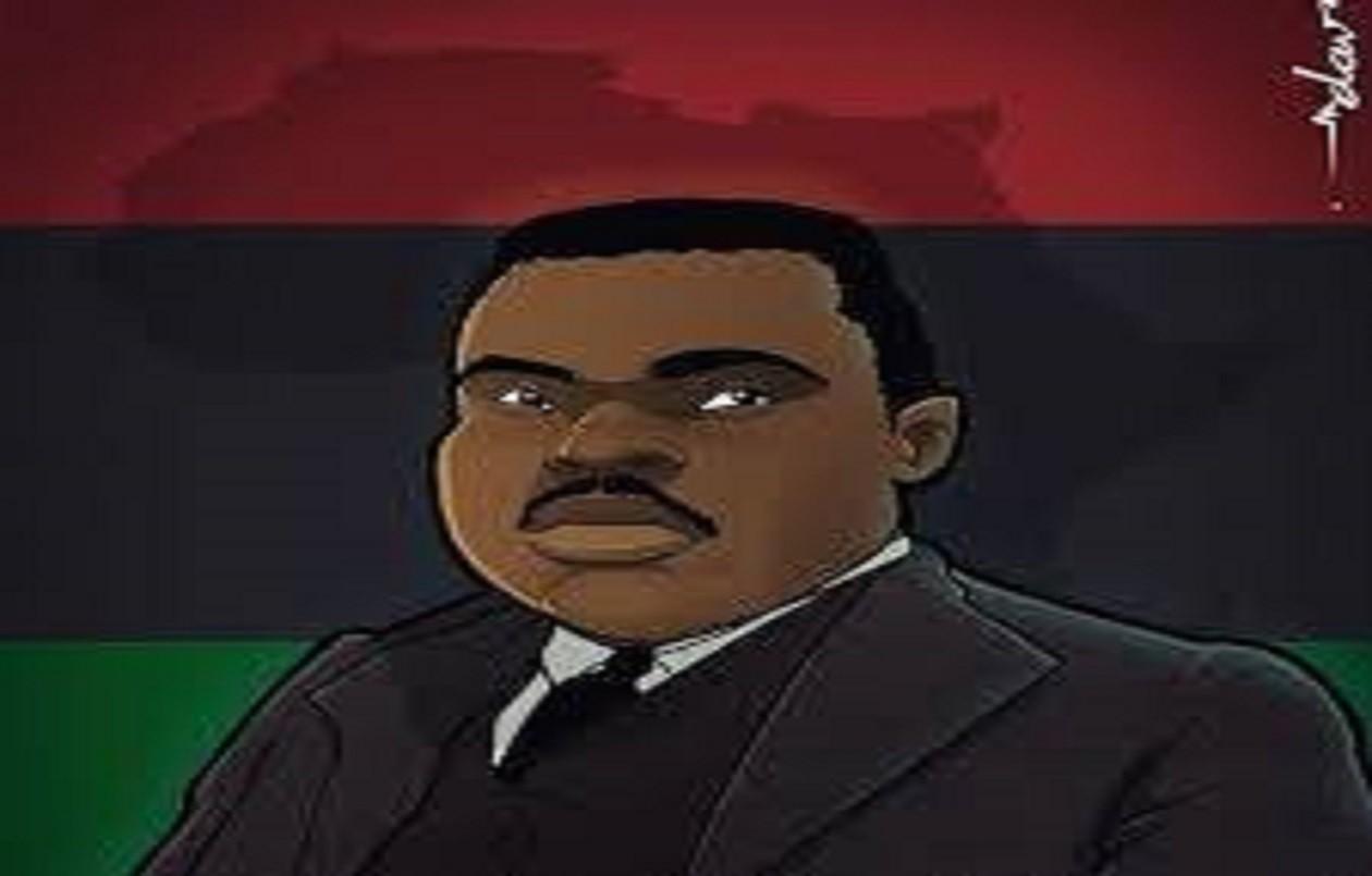 Marcus Garvey Earthstrong