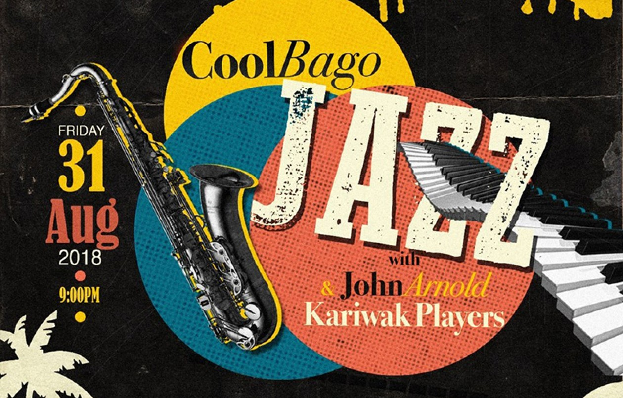 Coolbago Jazz with John Arnold and Kariwak Players