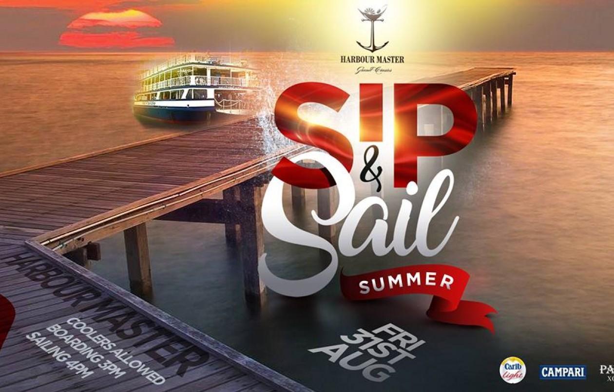 Sip & Sail Summer 2018